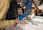 SV students make skillful STEM showing at engineering competition image