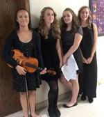 SV quartet shines at All State Festival image