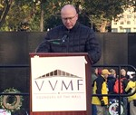 Reading of the Names at Vietnam Veterans Memorial includes SV teacher Daniel Fitzgerald image
