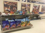 SV High students thankful for food donations image