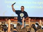 Assembly builds F P D school spirit! image