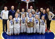 Sabers after Section IV championship