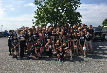 Photo of sv musicians at Hershey park
