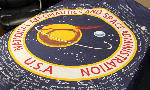 NASA gateway flag