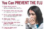 flu prevention graphic
