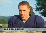 Jarred Freije is WBNG Athlete of the Week image