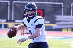 Logan Haskell at quarterback