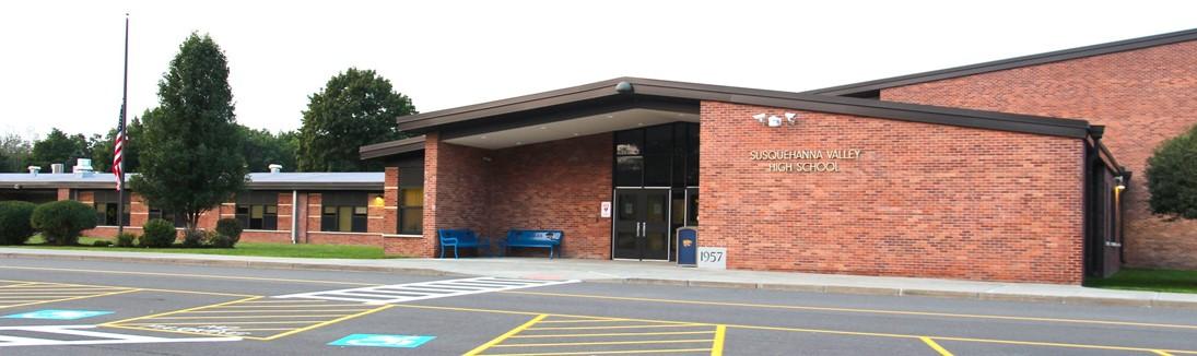 sv high school exterior