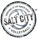 salt city volleyball logo