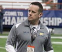 Photo of football coach Mike Ford