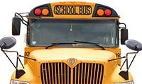Front of SV School Bus